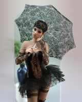 Rebeca umbrella by BestmanPi