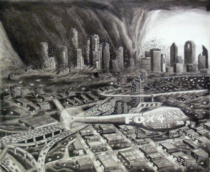 Perfect disaster by finn2012