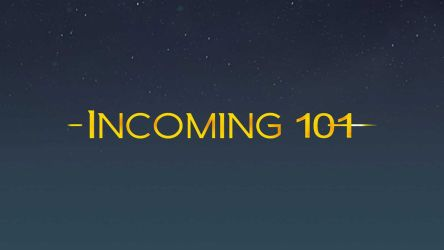 Incoming-101 Doctor Who Title by incoming-101