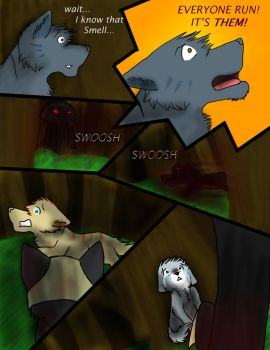Falling slowly Chapter 1 page 2 by blazingwolf-fang