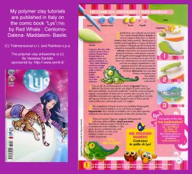 Lys, tutorial issue 02 by vanessasan