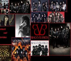 black veil brides by cupcakes72