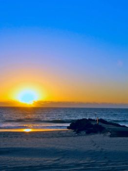 Scarborough Sunset by steve0