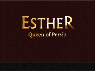 ESTHER Chapter 1 | Video by gabriellestory