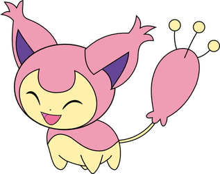 Skitty by Captain-Connor