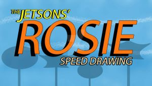 ROSIE FROM THE JETSONS THUMBNAIL+VIDEO by IDROIDMONKEY