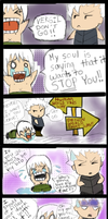 A Dante and Vergil Moment by veggwhale