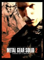 New Project: Metal Gear Solid 2 - Revolver Ocelot by RBF-productions-NL