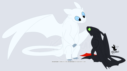 61018 HTTYD by KenDraw