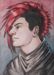 Klayton of Celldweller by Hatefulpop