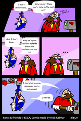 Sonic Comic: Captured-Pt.7 by Piggybank12