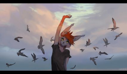 Be free by Astarcis