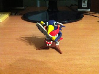 Prinny Clay Model DOOD! by OldClassicGamer