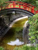 Shimogamo Bridge by ArtLoDesigns