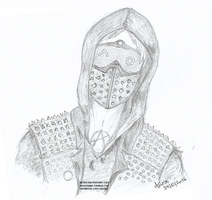 Wrench (Watch Dogs 2) by asinx