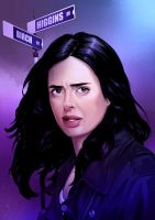Jessica Jones by Hakan-AYDIN