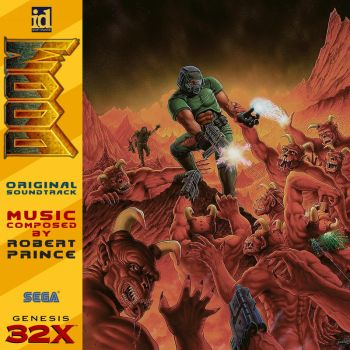 DOOM 1994 Genesis32X Original Soundtrack by THEGALATF