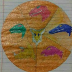 Power Rangers: Jurassic Elemental Squad by SpiderDetentionaire