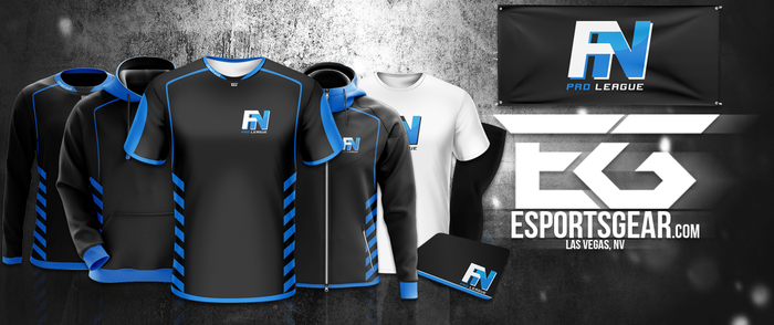 FNProLeague [Esport Apparel Design] by SoberDreams