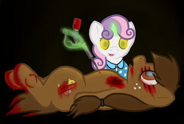 Willy Nilly Goes to Rapture by DeviantArtist13