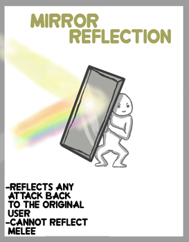 [P] - Mirror Reflection by PixelPunch007