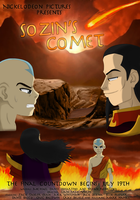 Sozin's Comet Movie Poster by Terrafan4242