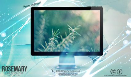 Rosemary wallpaper by enemia