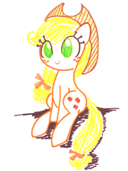 Applejack by CosmicPonye