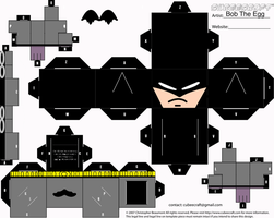Batman Cubee Page 1 by BobTheEgg
