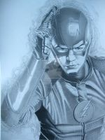 The Flash WIP Finished by corysmithart