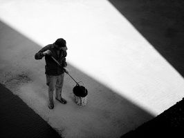Black and White by cangelir