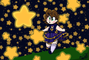 Stars (Speedpaint) by BefishProductions