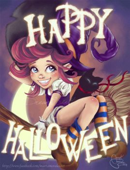 Happy halloween 2014 by Dream-Sight