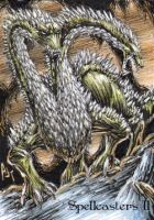 Spellcasters II Sketch Card - Anthony Tan 2 by Pernastudios