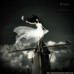 Faith by DusterAmaranth