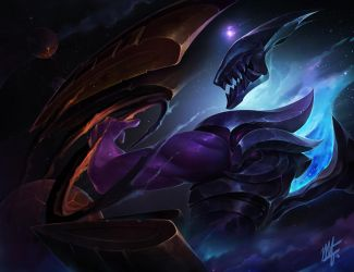 Dark Star Varus by VegaColors