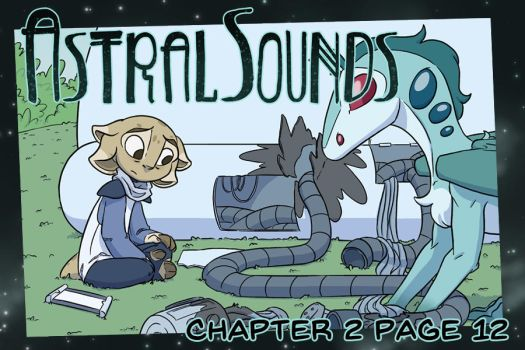 AstralSounds Chapter 2 Page 12 (Preview) by The-Snowlion