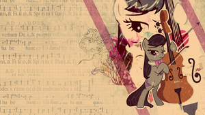 Wallpaper: Octavia by MadBlackie