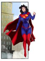 SuperWoman by Ulics