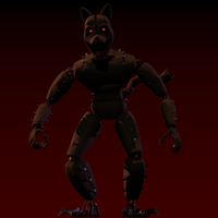 FNAC 3 Monster CAT model by AndyDatRaginPurro