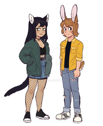 Cleo and Benny final design