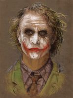 The Joker by Ruubski