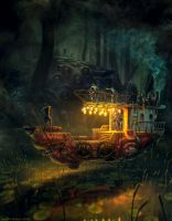 The Boat by randis
