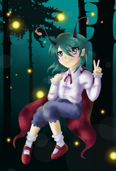 Wriggle in the forest by ChoccyMilkshake