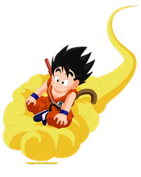 Son Goku by SergiART