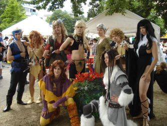 2008: Elfquest group by shari81