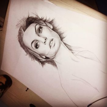 Daveliciniart -model wip by Daveliciniart