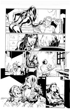 X-Factor 3 by Emanuela Lupacchino, inks Curiel by lobocomics