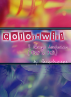 Texture Set 3- Colorswirl by LacedxRoses