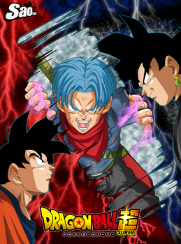 DragonBall Super / Poster by SaoDVD